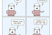 funny / by Shanna Noyes