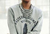 N e c k l a c e / #Necklace & #statement necklace  #style #fashion