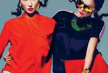E d i t o r i a l / #editorial #ad #model #fun #colorful