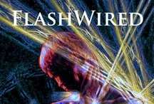 FlashWired / Cal Paxton and Jeeze Madrid are the top scouting team on the Pathfinder-class starship, the Carson, on the very outer edge of Earth's expansion across the galaxy. They're wingmen, best friends and lovers. When Jeeze is shot down over a planet inhabited by a race Earth has never before encountered, what will Cal find when the Carson can finally mount a rescue mission? (Science Fiction. M/M romance)