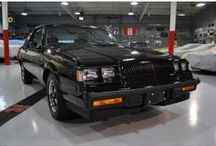 "Buick Grand National. / ""the hottest Buick this side of a banked oval.""  / by Hugo Scheurwater"