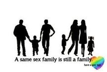 LGBT Family Building / Building awareness of same sex couples starting families. Love is love and knows no bounds.