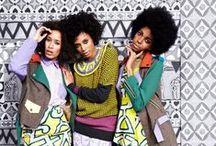 F a s h i o n ` s q u a d / #fashion #squad #mode #style #streetstyle #girlfriends #editorial