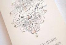 >Weddding invitations ! / by Linda Pham