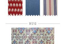 Rug Inspiration / by Eighteenth Street Orientals