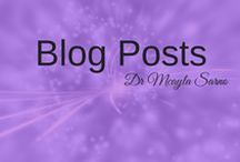 Blog Posts / If you need a little inspiration, motivation, and encouragement to change your life, then check out Dr Mcayla's blog! Live the life you were meant to! Read more at drmcayla.com