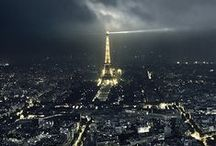 Paris / My favorite city, I love Paris / by Emanuel Alexandre
