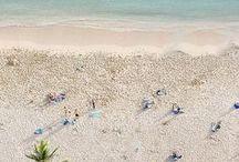 L a` d o l c e` v i t a / #travel #sea #palm #beach #sun