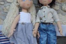 Šikovné ručičky / bábiky