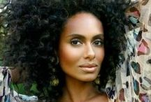 NATURAL TRESSES / by Audrey Harris