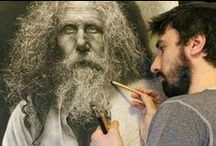 Hyperrealistic Drawing / OMG  / by Keith Morton