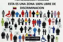 Hermandad.,igualdad.,justicia / Desigualdad.,hambre.,racismo.,guerras., Dios apiadate de tus hijos / by Maria Gonzalez