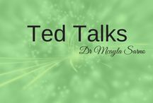 Ted Talks Inspiration / Need some motivation in your life? Ted Talks has hundreds of topics to pull some inspiration from. Learn more about Dr Mcayla at drmcayla.com