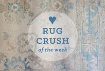 Rug Crush / by Eighteenth Street Orientals