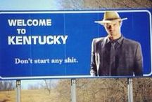 Kentucky / It may not be Paradise, but it's home.   Email:lowell.eaton@yahoo.com  / by Lowell Eaton