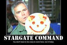 Stargate / by Kassy Monday