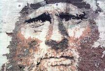 art, murals and street art