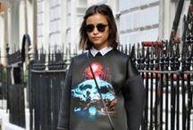 "Mirolsava Duma /  Russian digital entrepreneur and investor in the world of international fashion. She is the founder of digital company Buro 24/7  #MiroslavaDuma #fashionista #fashion #mode #streetstyle #style ""fashionweek"