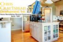 Bathroom Remodeling Services in New York / Since 1991, Chris Craftsman has been providing residents and businesses in Westchester County, Manhattan, Bronx, Queens and Fairfield County, Connecticut with reliable and professionally designed building and remodeling services.