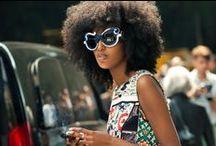 Julia Sarr Jamois / #JuliaSarrJamois #fashion #style #fashionista #street #streetstyle