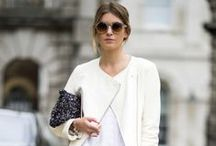 White is the new Black / #total #look #white #fashion #streetstyle #outfit