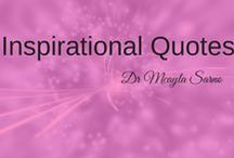 Inspirational Quotes / Inspiration for your life, mind, body, and soul! Join Dr Mcayla at  www.insessiononline.com to get more information on over coming barriers and self sabotage to live the life you have always dreamed!