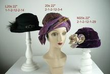 Ian Drummond Collection 1920s Ladies Hats / An assortment of our 1920s Ladies Hats