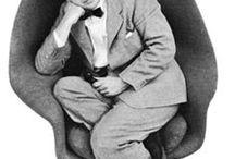Finnish designer Saarinen / Eero Saarinen design, huonekaluja, sohvia, nojatuoleja... Klassikoita suomesta. Furnitures by Finland.
