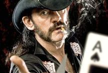 Ian Fraser « Lemmy » Kilmister / The Godfather of Metal !
