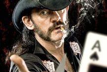Ian Fraser « Lemmy » Kilmister / The Godfather of Metal !