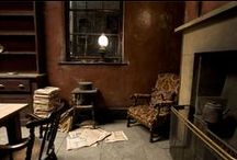 12 Grimmauld Place and The Burrow