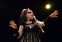 Nina Hagen live in Caen / Concert de Nina Hagen au Cargö en novembre 2012.