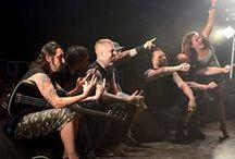 """Mass Hysteria / La """"furia"""" de Mass Hysteria on stage"""