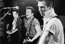 The Clash / Punk attitude