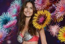 Victoria's Secrets 2015 / #bielizna #moda #VS #VictoriasSecrets #vsfs5