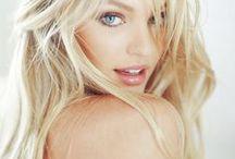 CANDICE SWANEPOEL / #models #hair #vsfs #VictoriasSecret #streetstyle