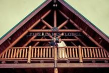 Weddings at Pine Lakes Lodge / Get an inside look at weddings that have taken place in the past, here at the lodge.  *Pine Lakes Lodge is NOT responsible for any of the beautiful pictures or decorations seen on this board. We only re-post them to Pinterest to give inspiration for future brides planning their big day. Each photo shown is shared with us on Facebook, and are taken by local professional businesses or guests.*