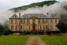 Castle, Mansion inspiration