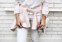 Fashion | WHITE / all WHITE everything