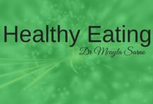 Healthy Eating / Eating healthy not only makes your body look and feel good but it helps with your mental health as well. Make Healthy eating a daily habit! Join Dr Mcayla at www.endemotional.com and learn how to overcome emotional eating and take back your life!