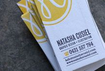 Graphic Business Cards