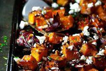 Cuisine: recettes d'automne / Des recettes de plats faits à partir d'aliments d'automne | food fall recipes