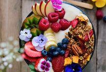 Cuisine: recettes de petit-déjeûner / Ma liste de petits-déjeuners sains et gourmands (#healthy #breakfast #inspiration) Cuisiner des recettes faciles et rapides. Idées, bowls, pancakes, graines, plantbased, naturels, bios