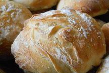 """Cuisine: recettes de pain """"maison» / Recettes de #cuisine faciles et rapides pour faire son #pain maison, brioches sans gluten, baguettes #bread #homemade"""