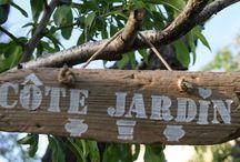 Jardinage et décoration extérieure: astuces et idées / Idées et astuces de #décoration pour son #jardin et ses #extérieurs | #jardiner #jardinage #decoration #garden
