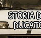 Modelli di Fiat Ducato / Storia ed evoluzione del furgone Fiat Ducato. Dai primi modelli anni '80 fino ai giorni d'oggi. Fiat Ducato: 280, 290, x230, x244, x250, x290.