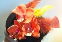 Fascinators by Candy Sue Clothing & Accessories / All fascinators are original. For any informations please contact me.
