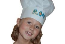 Bakkersfeestje / Cooking parties ideas