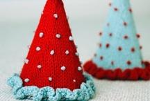 Gehaakte verkleedkleren/ Crochet dress up child costumes