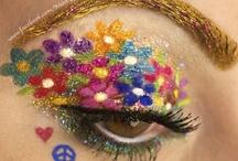 Kinderschmink en haar / Children`s face painting & hair